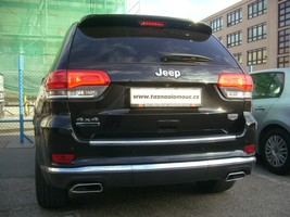 Jeep Grand Cherokee 2010- SUMMIT bez čepu