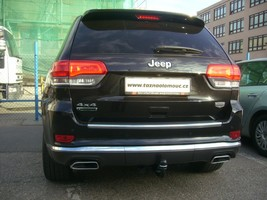 Jeep Grand Cherokee 2010- SUMMIT s čepem